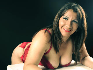 Picture of the sexy profile of BigAssMature, for a very hot webcam live show !