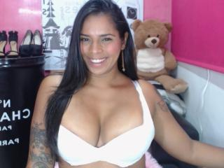 SweetFontaineX webcam