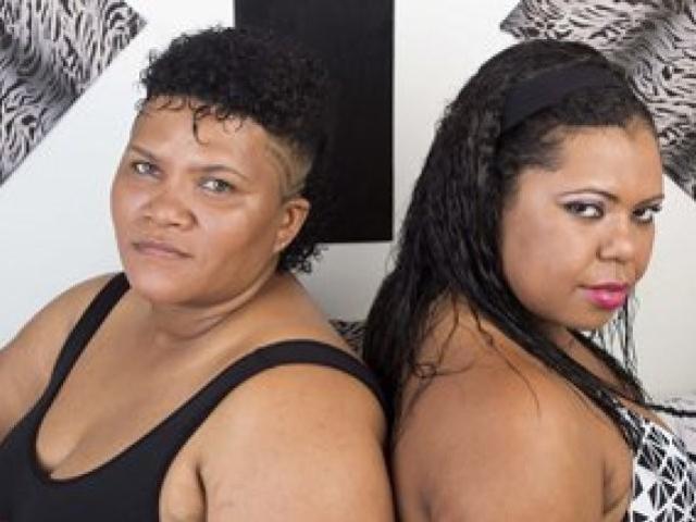 Толстые лесбиянки негритянки фото, соблазнение секретарши в офисе